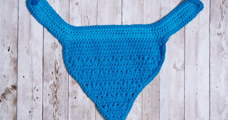 Toddler Scarfie Crochet Pattern