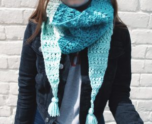 Paige Convertible Mod Scarf