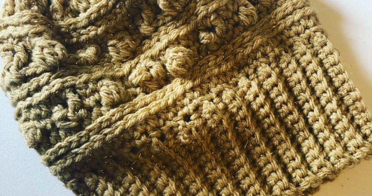 Writing A Crochet Pattern