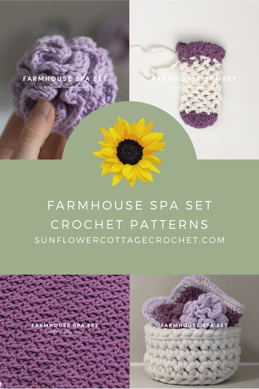 Farmhouse Spa Set