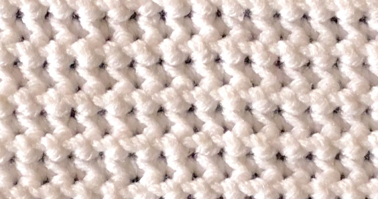 Paired Single Crochet