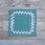 free crochet pattern for coaster