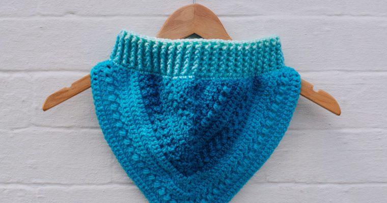 Bandana Cowl Crochet Pattern