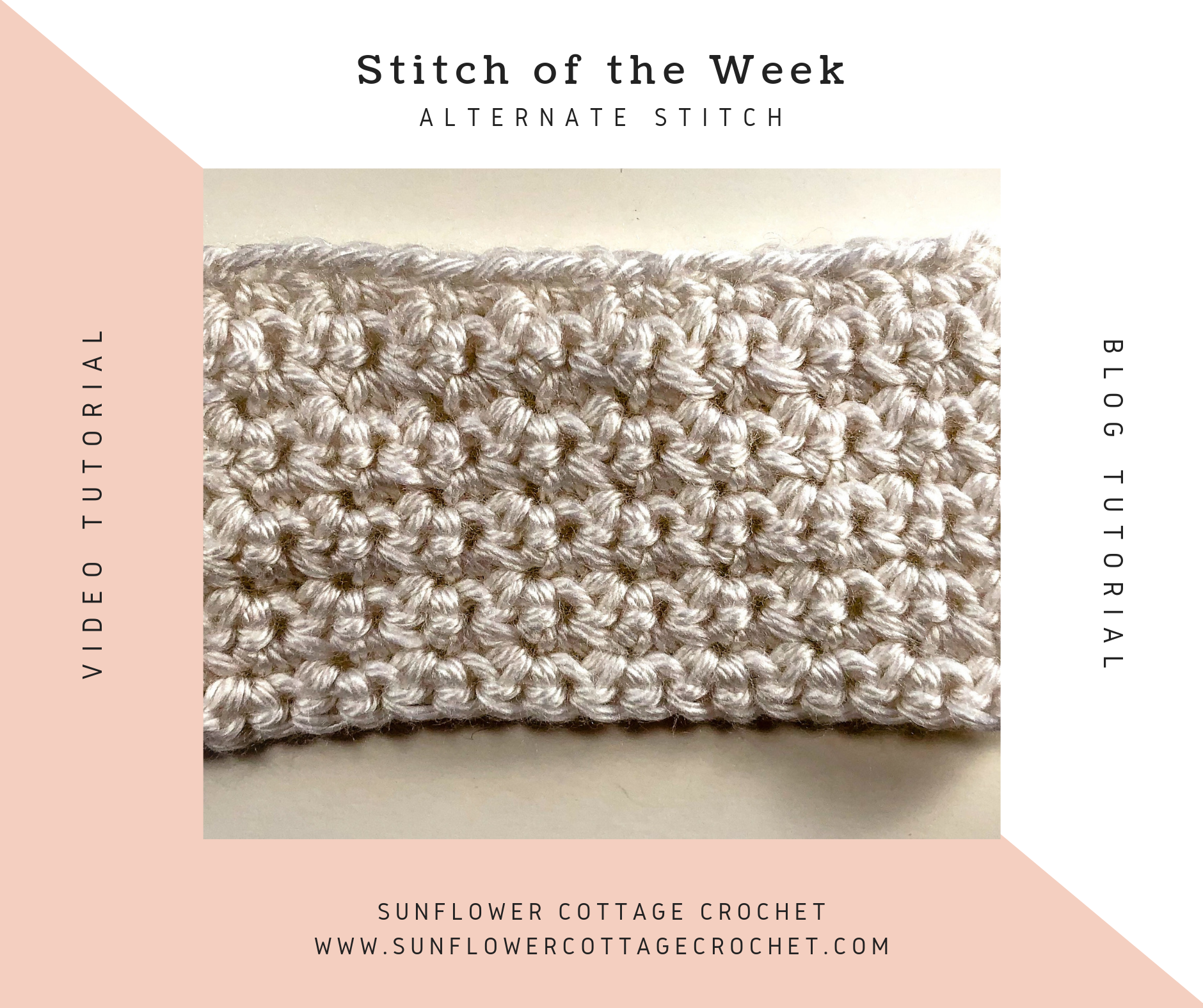 Stitch of the Week: Alternate Stitch