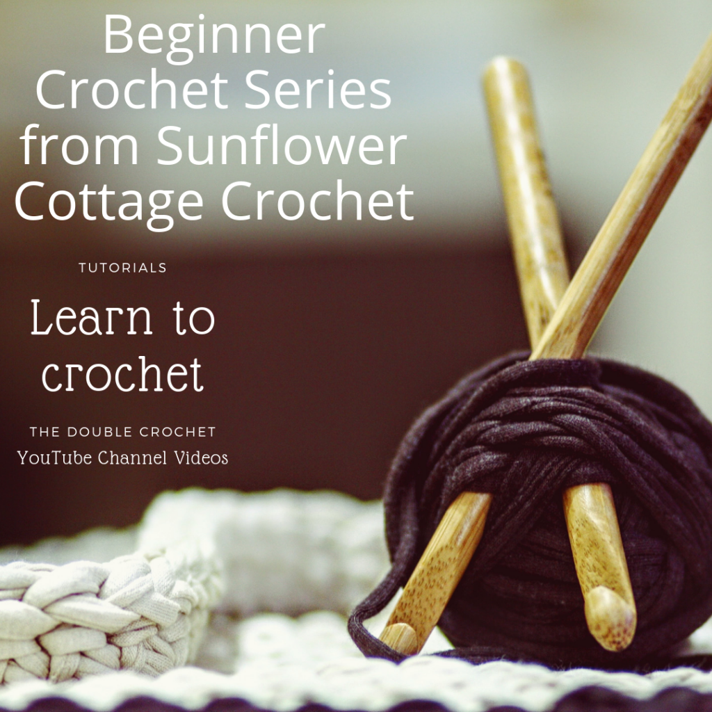 double crochet video
