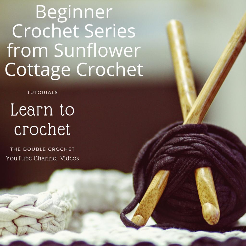 double crochet video