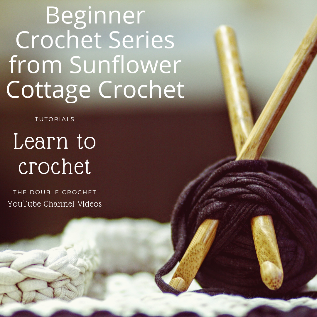 Beginner Crochet Series