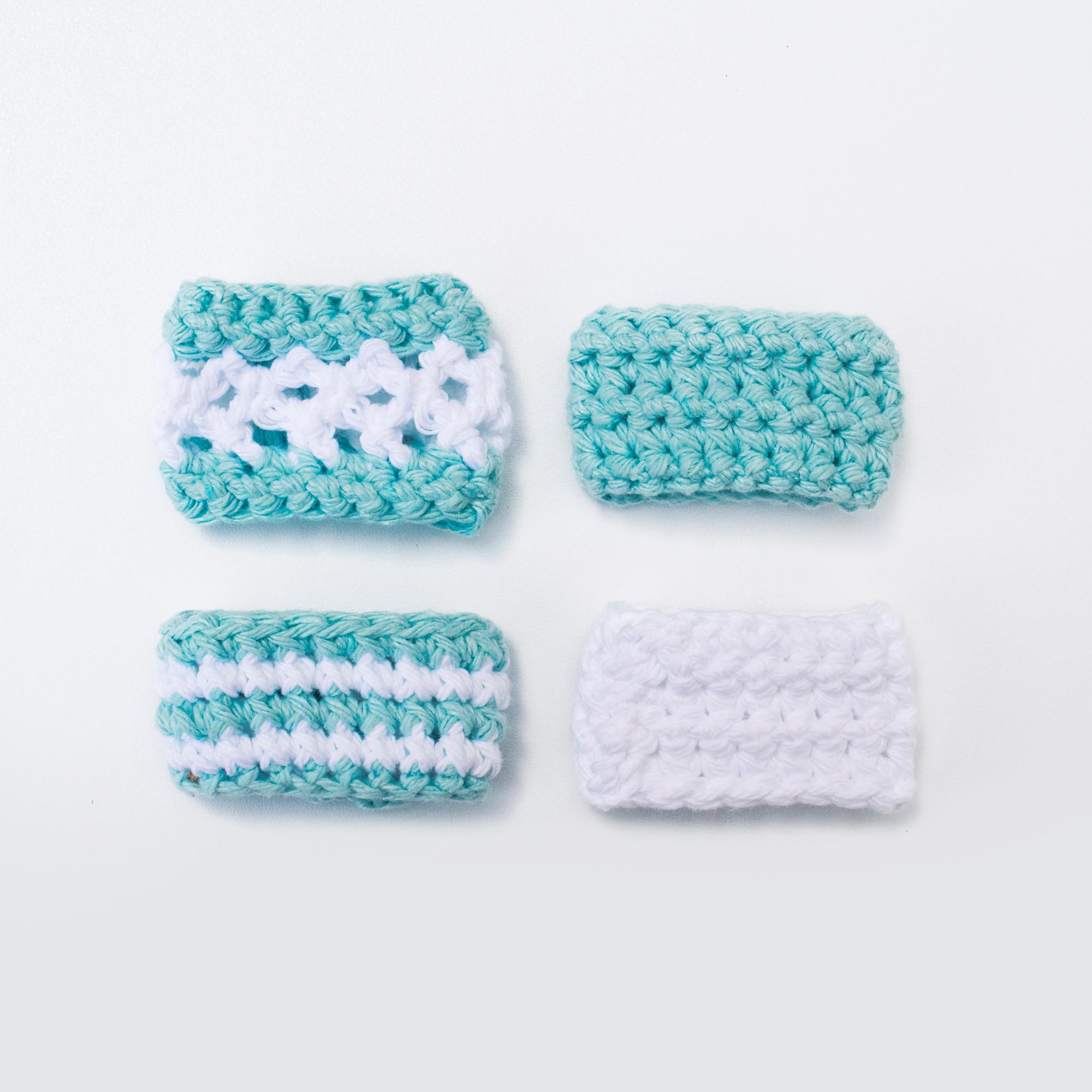 Crochet Napkin Ring Free Pattern