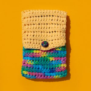 cell phone case crochet patter