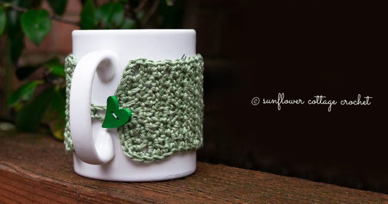 Mug Cozy Crochet Pattern