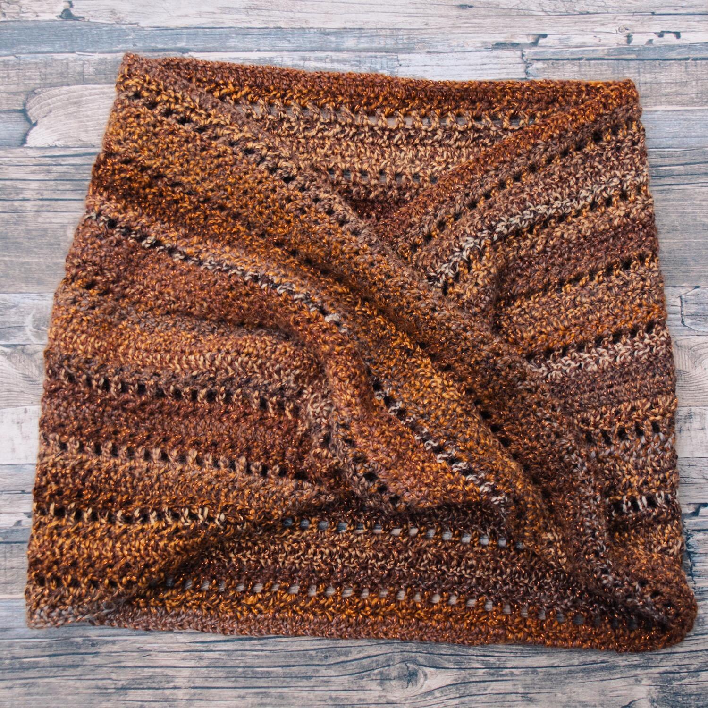 Highland Neamh Wrap Crochet Pattern