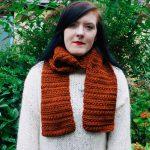 unisex Pomander scarf