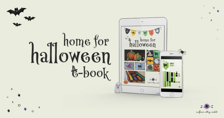 Home for Halloween e-book of Crochet Patterns