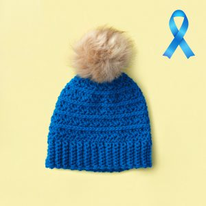 cancer beanie hat pattern