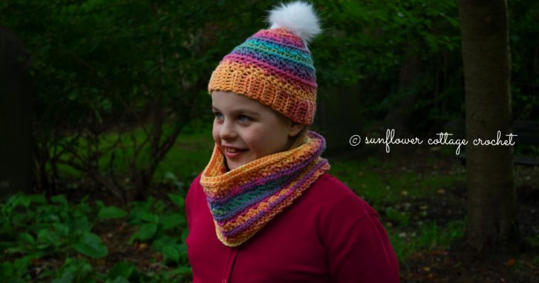 Samantha's Hope Cowl Pattern