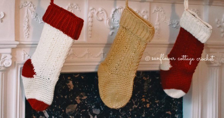 Robin's Stocking – the only stocking pattern you will need!