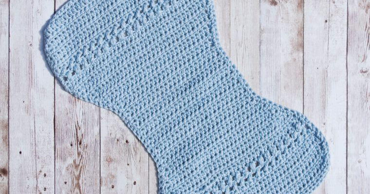 Nursery Essential-Burp Cloth Crochet Pattern