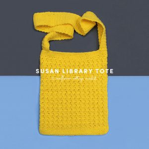 Susan Tote Bag pattern