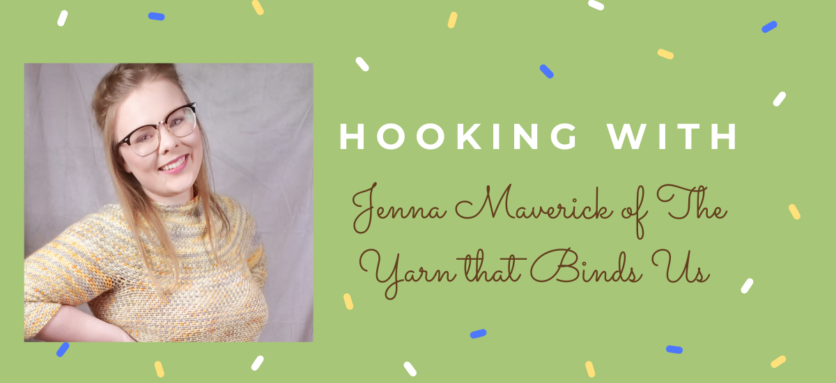 Hooking With …. Jenna Maverick