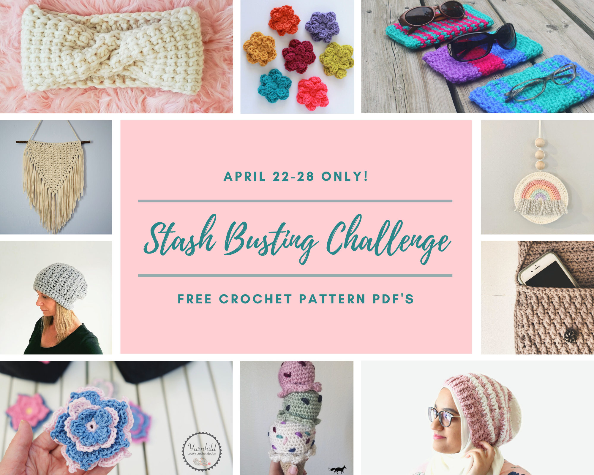 Stash Busting Challenge Week 4!