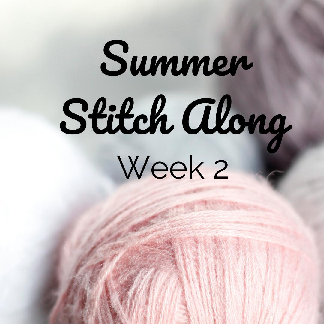 Summer Stitch Along Round-up