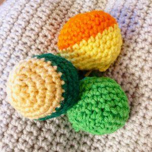 Hackie Sacks by Carroway Crochet