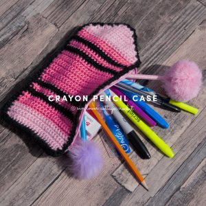 The Crayon Pencil Case
