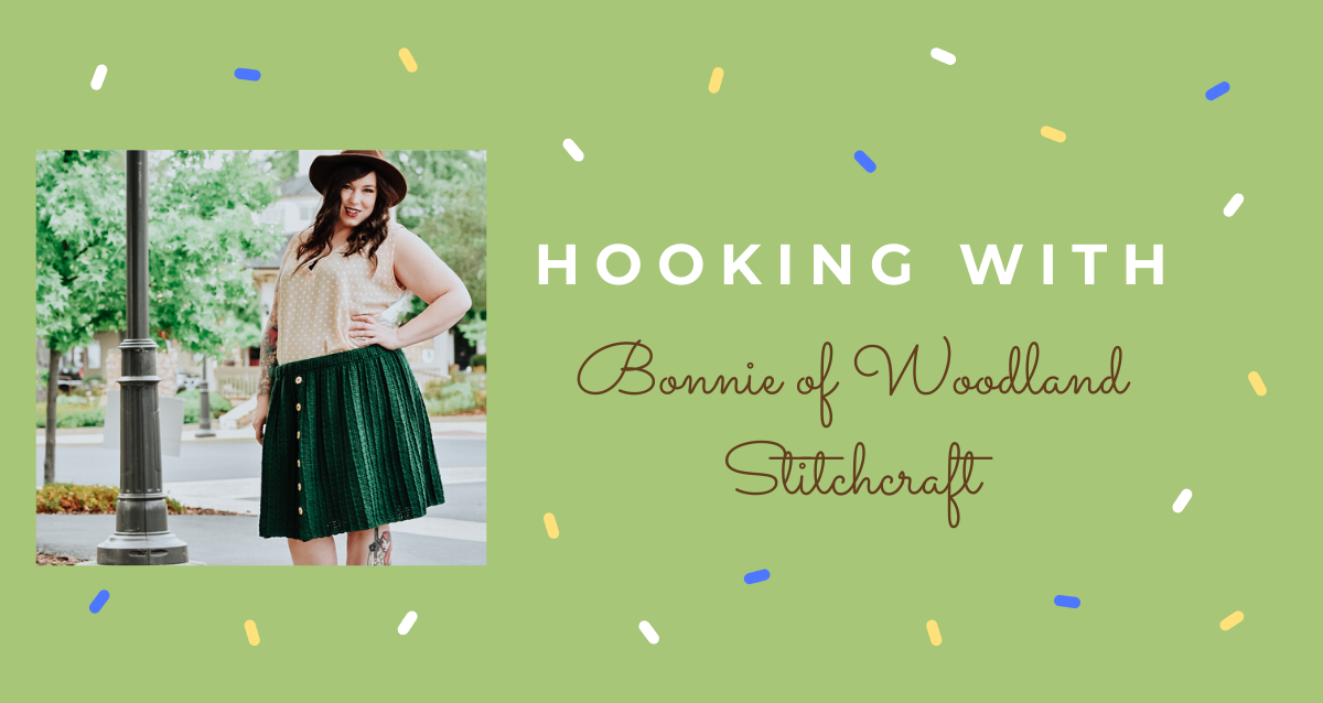 Hooking With: Woodland Stitchcraft