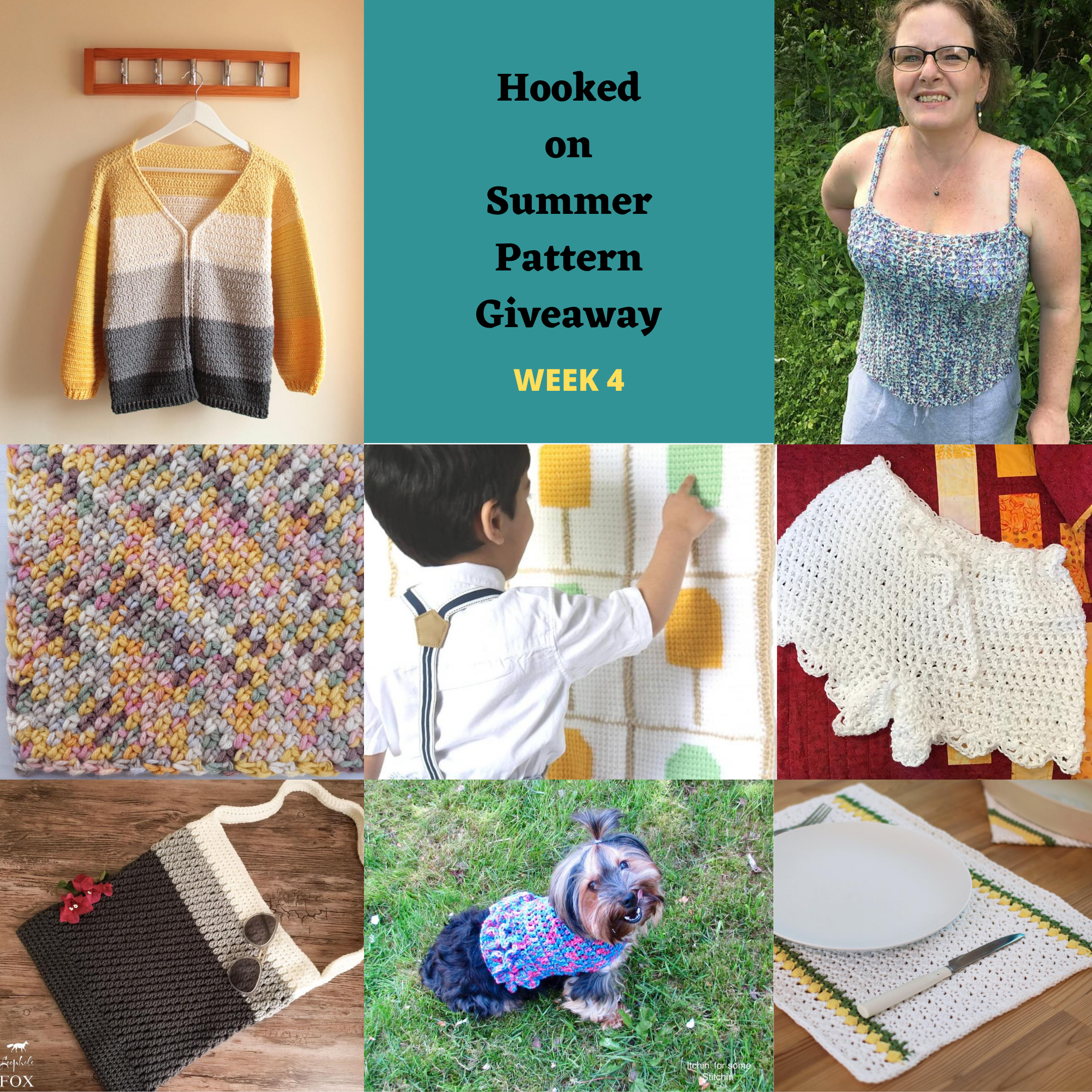 Hooked on Summer Week 4