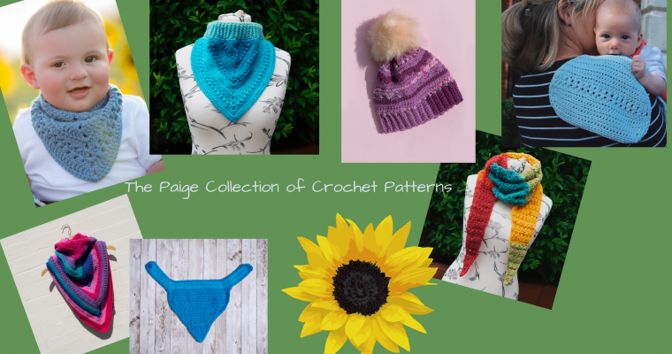 The Paige Crochet Collection of Patterns