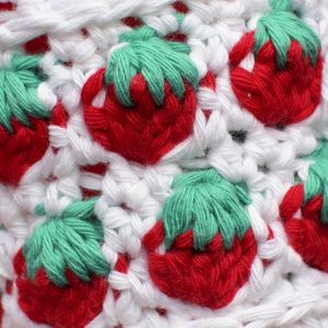 The strawberry stitch