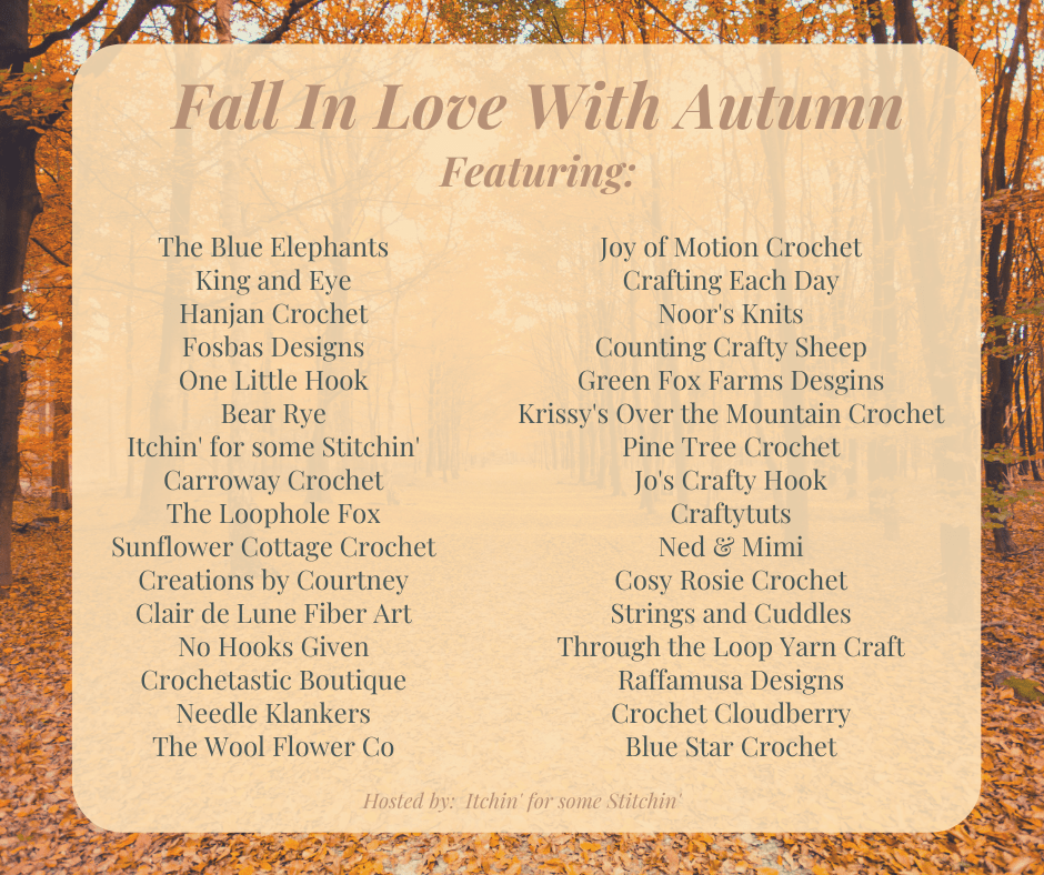 Fall in Love With Autumn Pattern Bundle