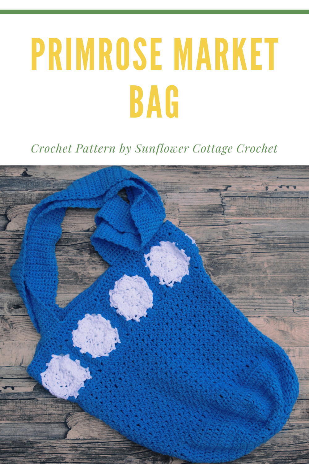 Primrose Market Bag Crochet Pattern