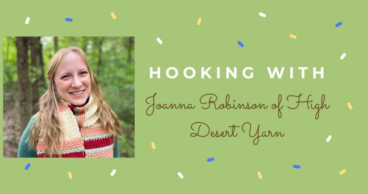 Hooking With: High Desert Yarn