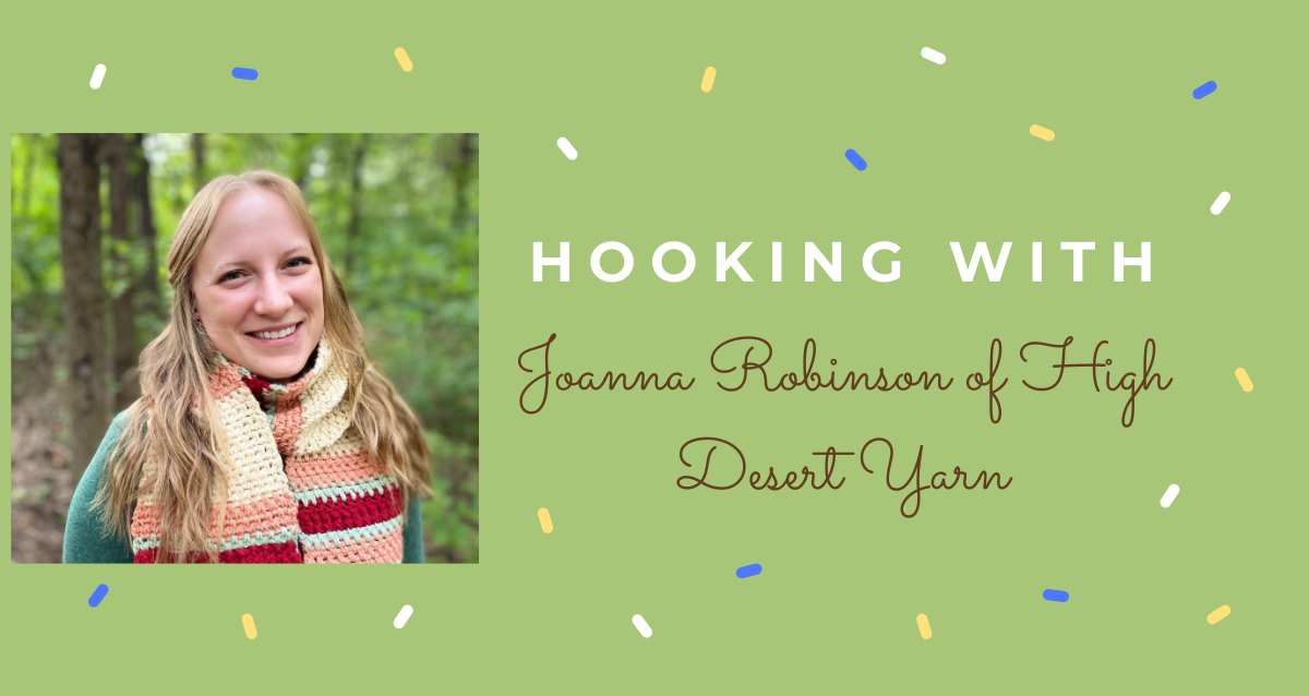 Hooking With: High Desert Yarn