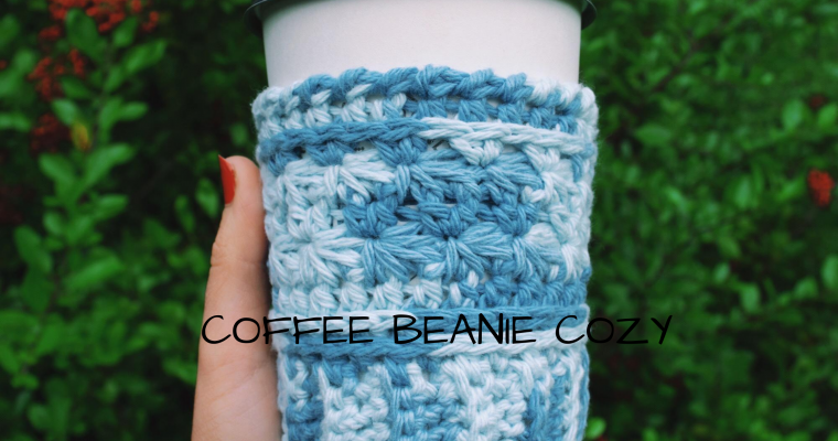 Coffee Beanie Cozy (TM) Crochet Patterns!
