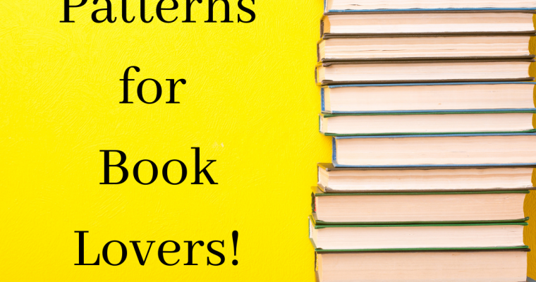 10 Patterns for Book Lovers