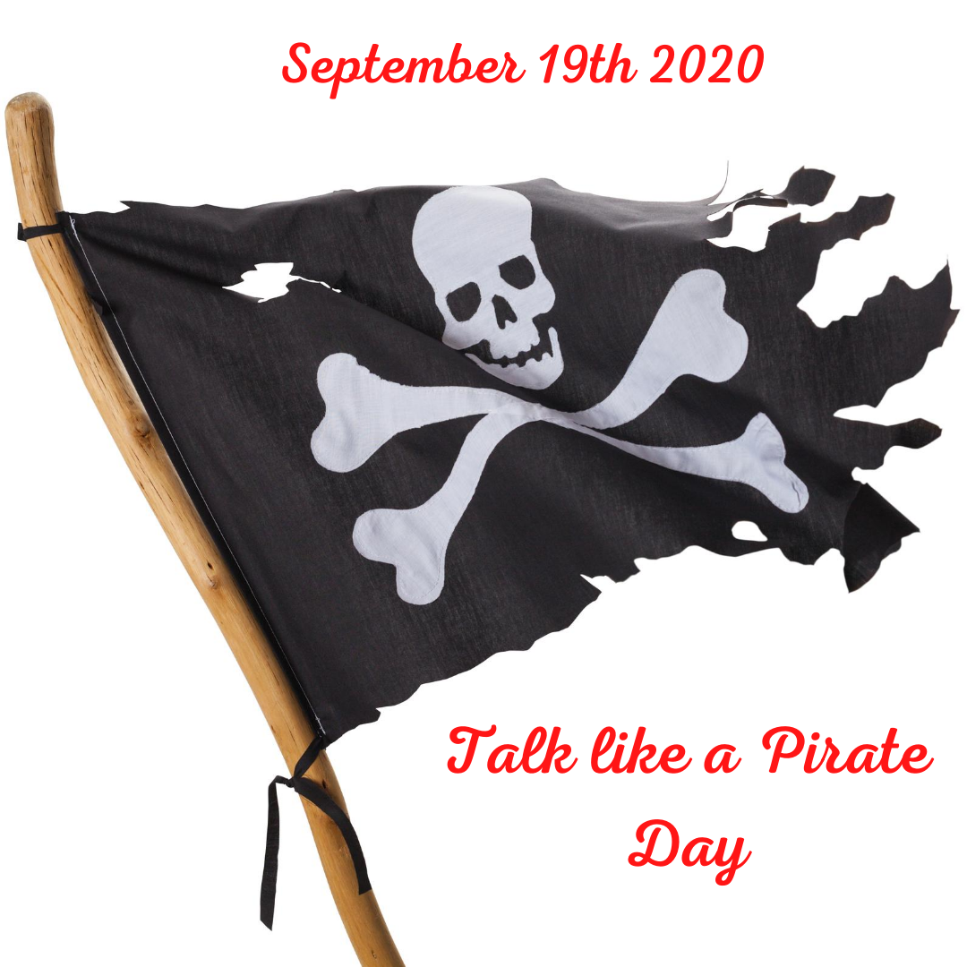 International Talk like a Pirate Day!