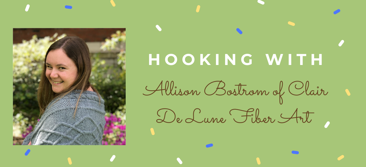 Hooking With …. Allison Bostrom