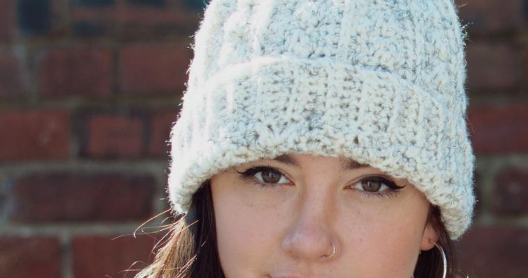The Robin Beanie – Crochet Cancer Challenge Pattern!
