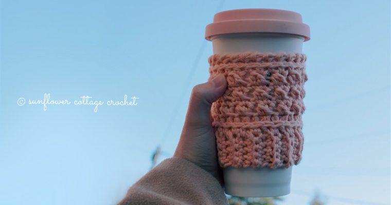 The Hannah Coffee Beanie Cozy