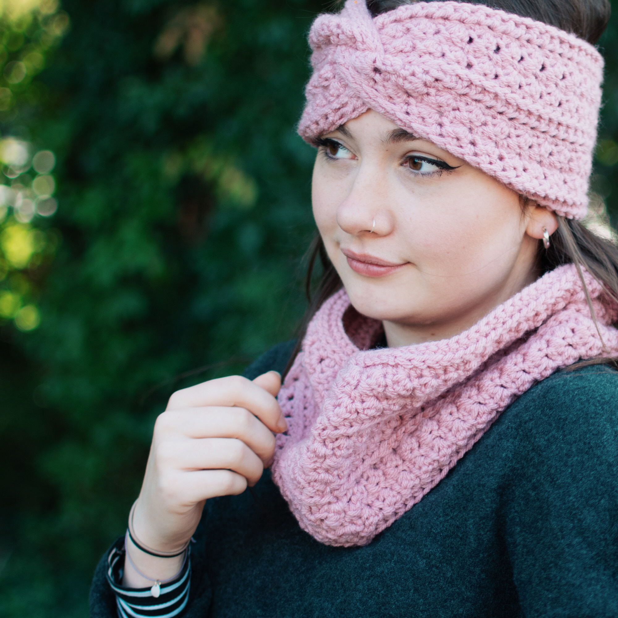 Kristine Ear Warmer – Free Pattern