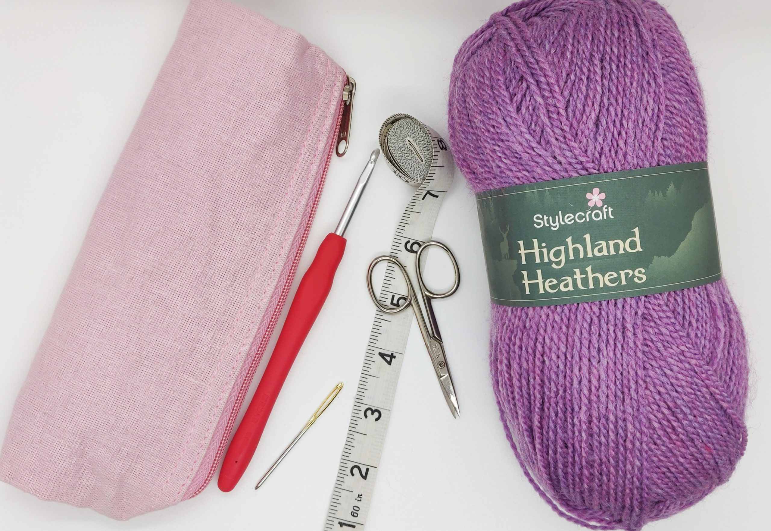 What You Need to Learn to Crochet