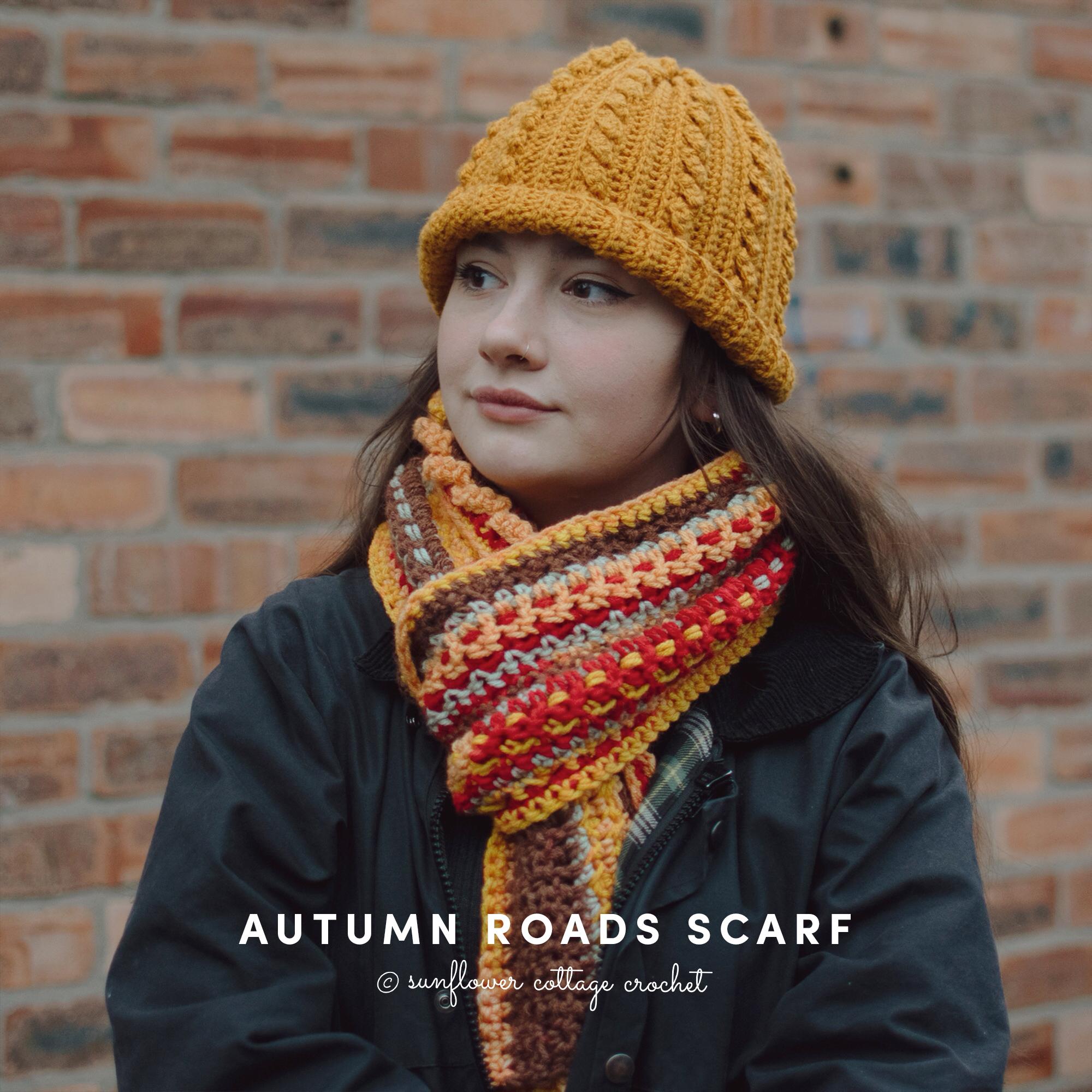Autumn Roads Scarf