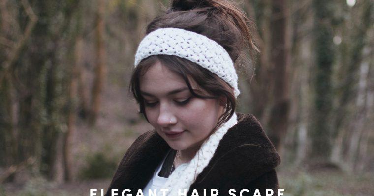 Elegant Hairscarf