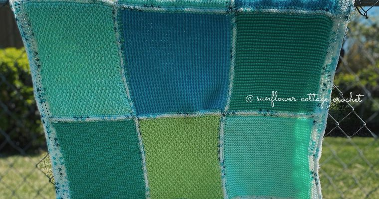 How to Crochet the Tunisian Knit Stitch