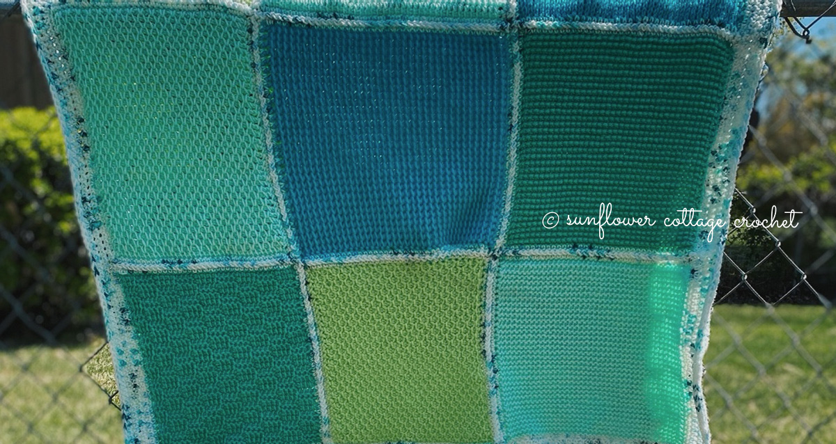 Learn How To Do The Tunisian Reverse Stitch