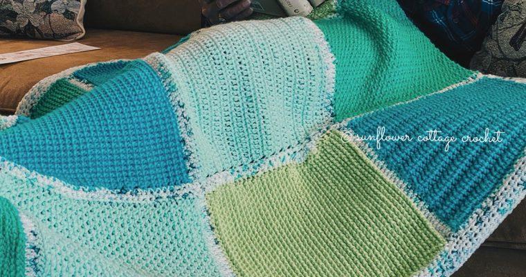 Learn Tunisian Crochet CAL