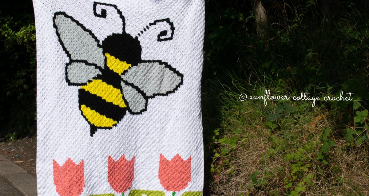 The Bee Afghan