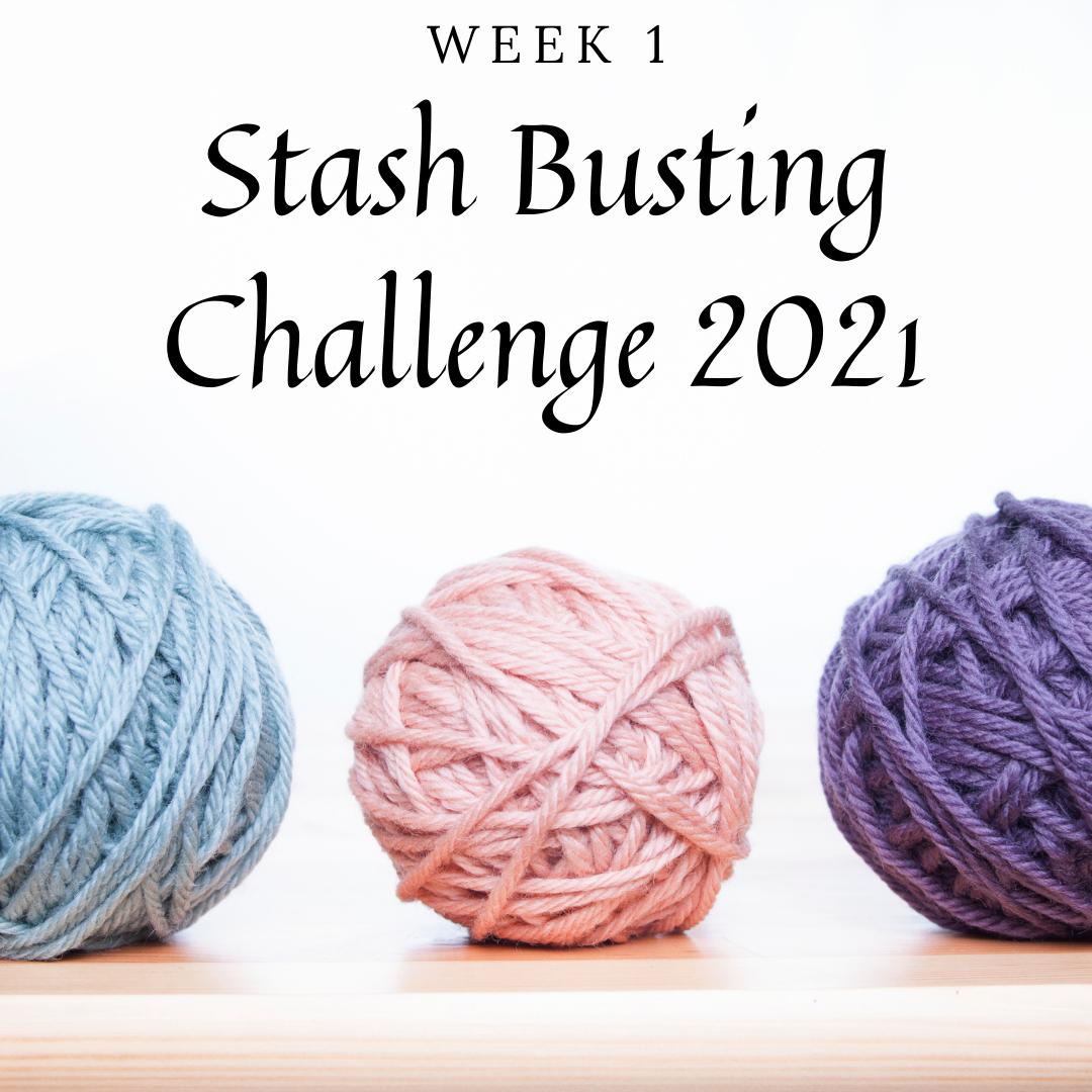 Stash Busting Challenge – Week 1!
